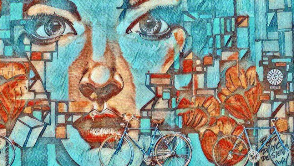 Gadis dalam Mural